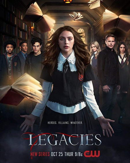 Legacies S01E10 Theres A World Where Your Dreams Come True 720p AMZN WEB-DL DDP5 1 H 264-KiNGS