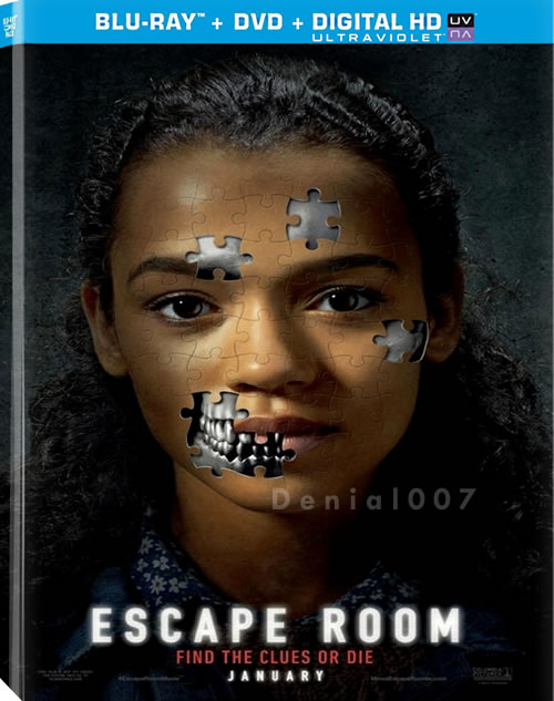 Escape Room (2019) 720p HDCAM x264 MW