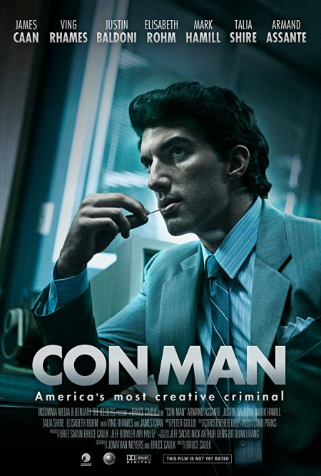 Con Man (2018) BDRip XviD AC3-EVO