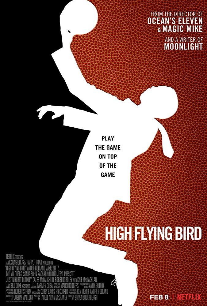 High Flying Bird 2019 HDRip XviD AC3-EVO [TD]