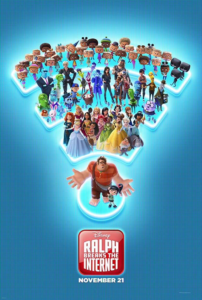 Ralph Breaks the Internet 2018 1080p WEB-DL X264 AC3-SeeHD