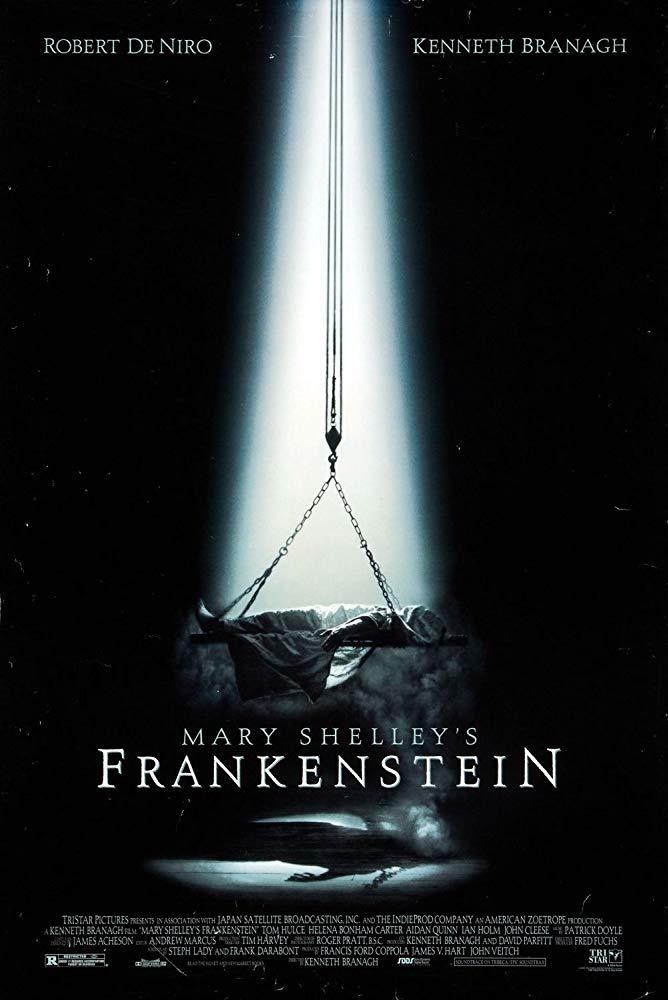 Mary Shelleys Frankenstein 1994 720p BluRay x264-x0r