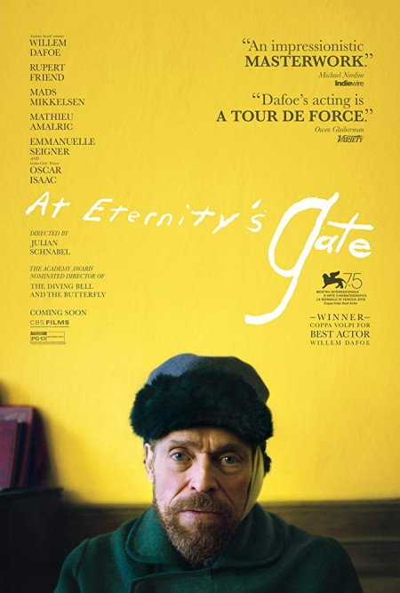 At Eternitys Gate (2018) BDRip x264-LPD