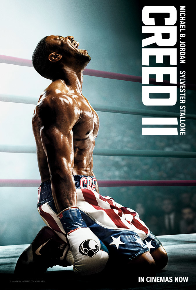 Creed II 2018 English Proper 720p HDRip x264 ESubs 850MB