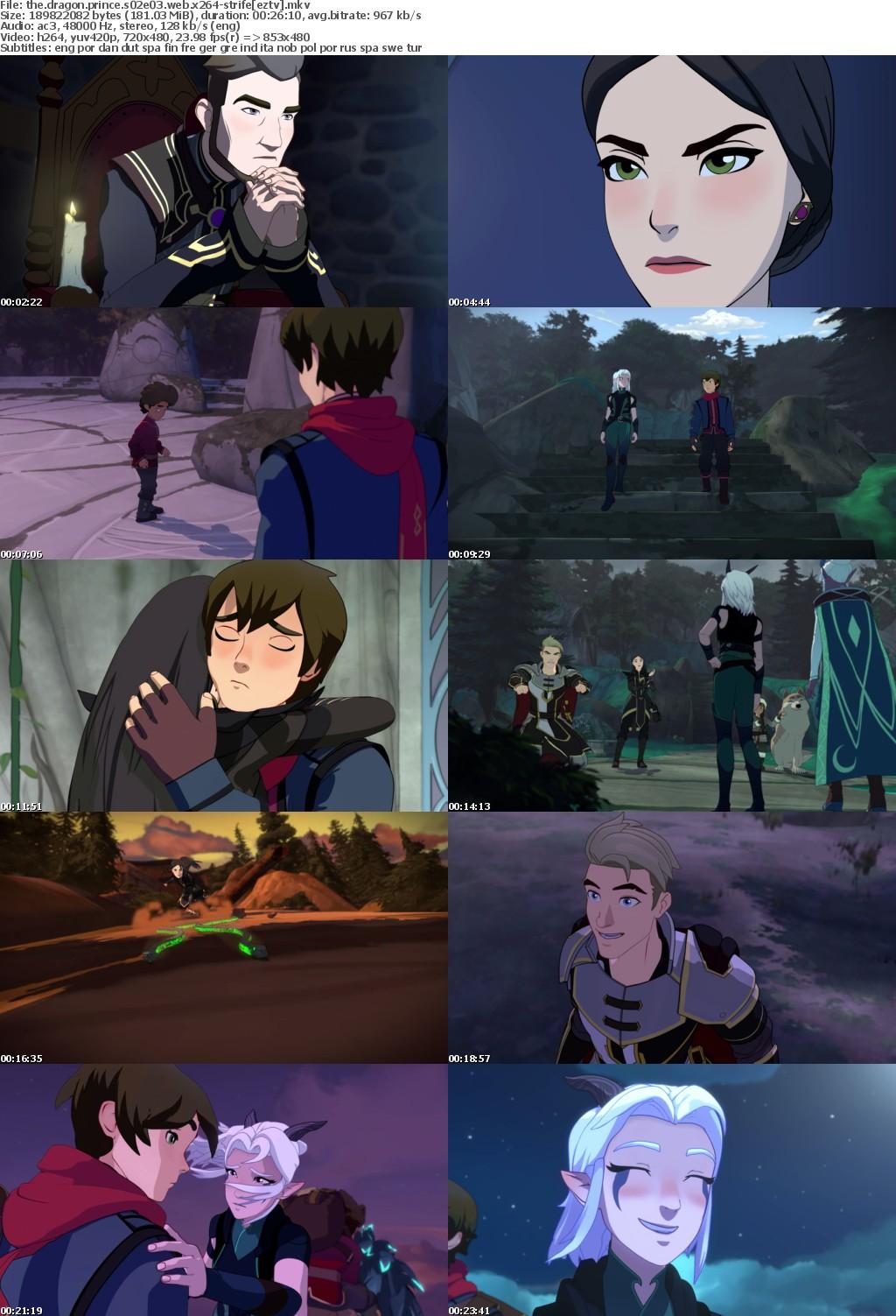 The Dragon Prince S02E03 WEB x264-STRiFE
