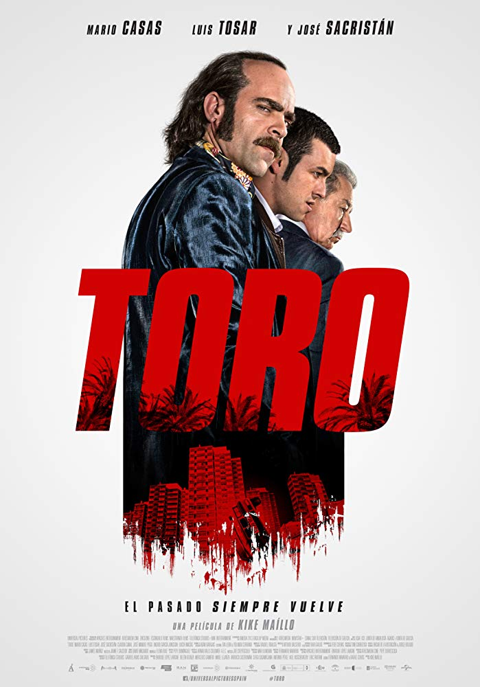 Toro 2016 SPANISH BRRip XviD MP3-VXT