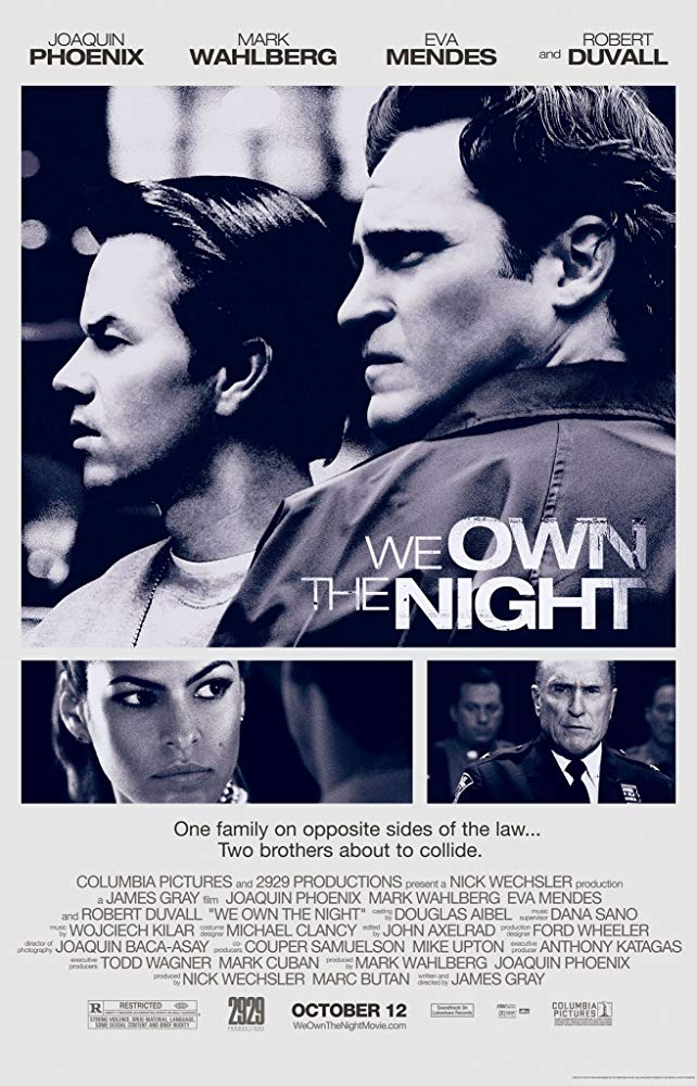 We Own the Night 2007 BRRip XviD MP3-XVID