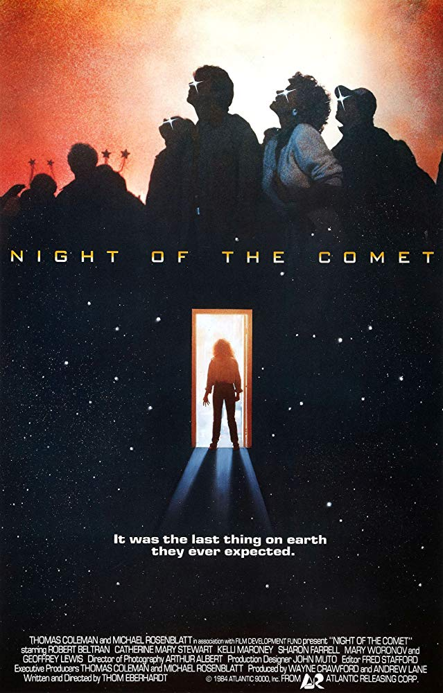 Night of the Comet 1984 [WEBRip] [720p] YIFY
