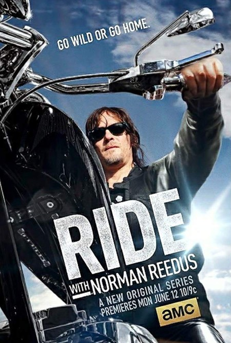 Ride With Norman Reedus S03E02 Bay Area With Steven Yeun 480p x264-mSD
