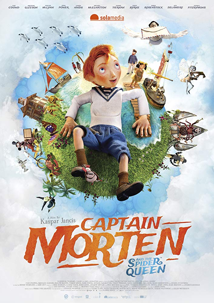 Captain Morten and the Spider Queen 2019 HDRip XviD AC3-EVO[TGx]