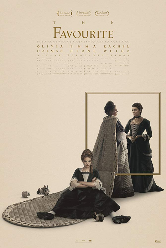The Favourite 2018 1080p BluRay x264-SPARKS[TGx]