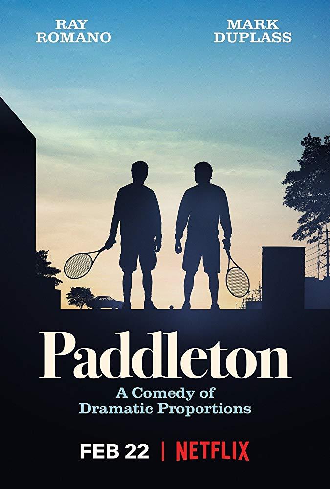Paddleton 2019 720p NF WEB-DL 750MB - MkvCage