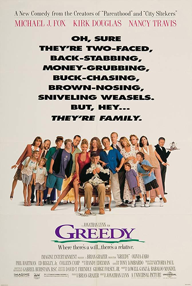 Greedy 1994 BRRip XviD MP3-XVID