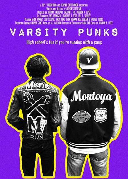 Varsity Punks (2019) HDRip XviD AC3-EVO