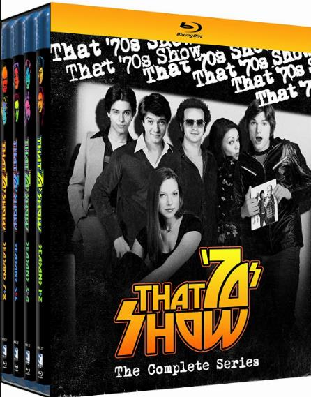 That 70s Show Season 07 Complete 720p BluRay x264  DLW