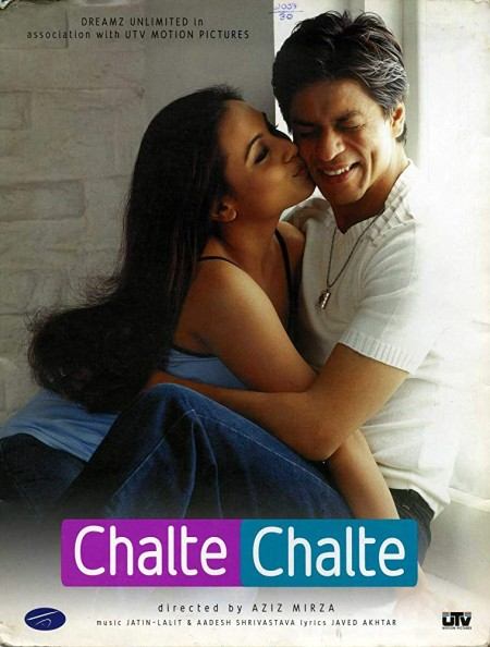 Chalte Chalte (2003) Hindi 720p WEB-DL x264 DD 5.1 ESubs -Sun George