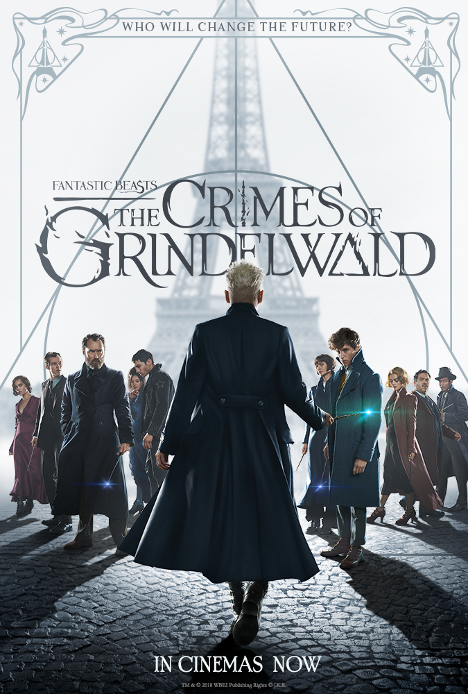 Fantastic Beasts The Crimes of Grindelwald 2018 1080p BluRay Atmos TrueHD 7 1 x264-HDH