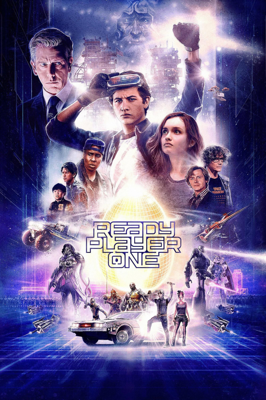 Ready Player One 2018 720p BluRay x264-x0r