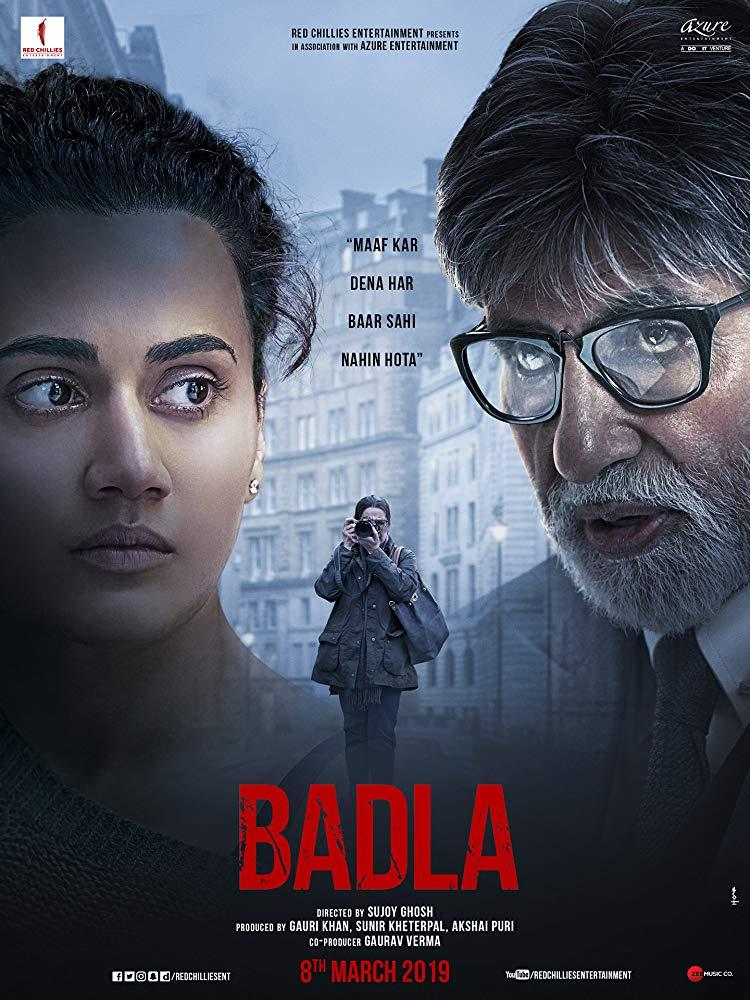 Badla 2019 Hindi DesiPre x264 - LOKiHD