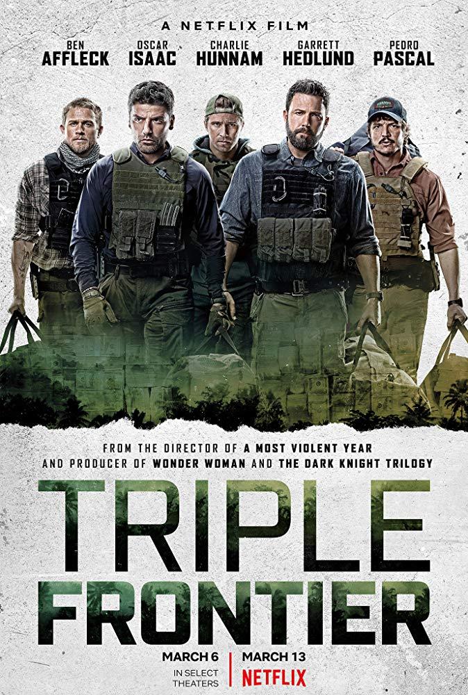 Triple Frontier 2019 1080p NF WEBRip DDP5 1 Atmos x264-NTG
