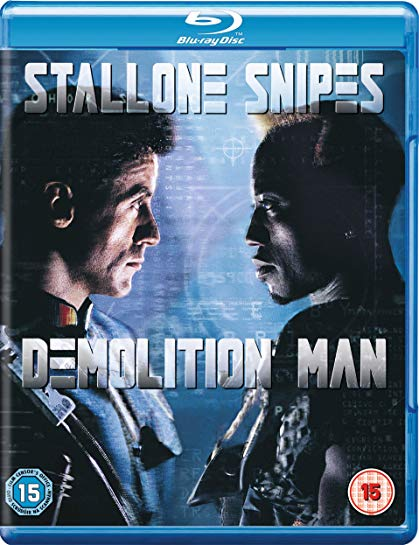 Demolition Man (1993) 1080p BluRay x264 YIFY