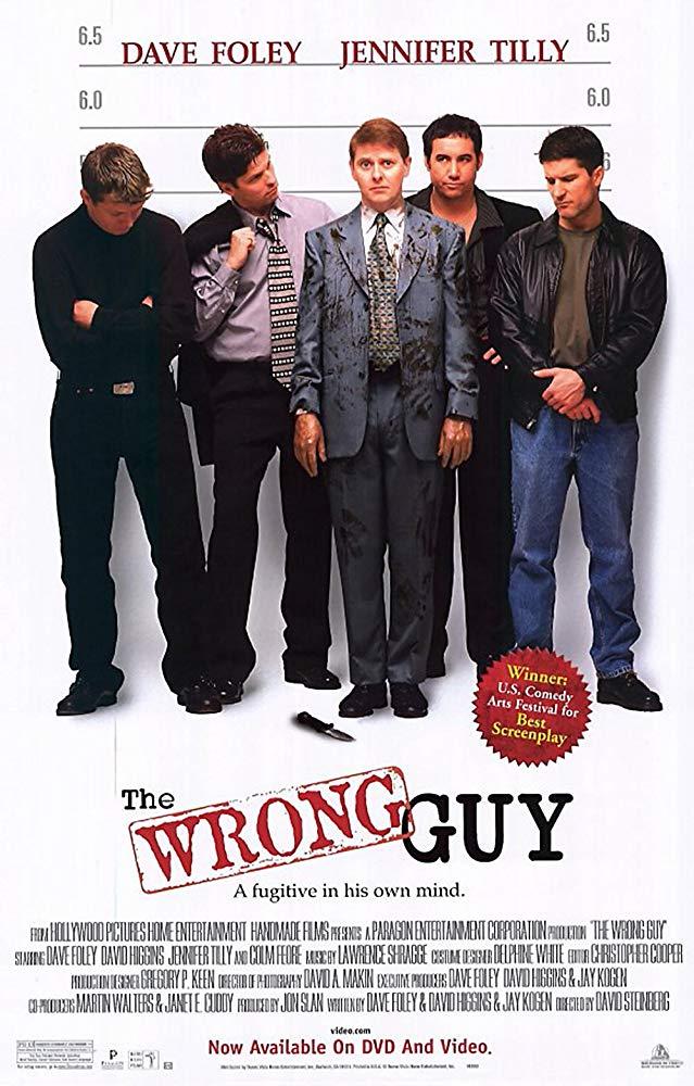 The Wrong Guy 1997 BRRip XviD MP3-XVID