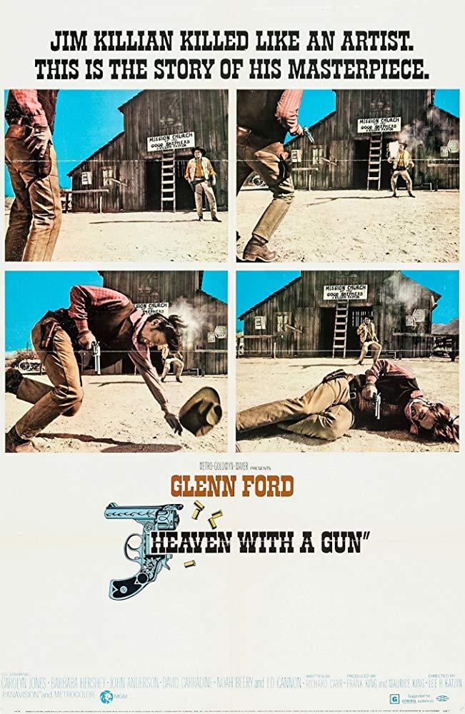 Heaven With A Gun 1969 DVDRip XViD
