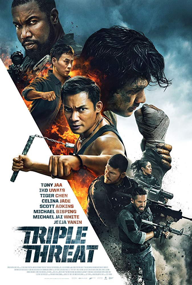 Triple Threat 2019 720p WEB-DL 2CH x265 HEVC-PSA