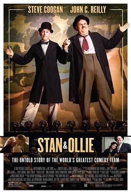 Stan and Ollie (2018) 576p BDRip AC3 X264-CMRG