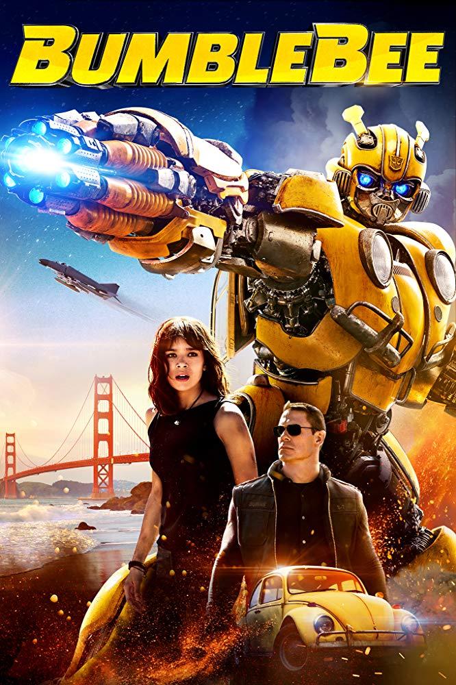 Bumblebee 2018 1080p Bluray AAC5 1 x264-Rapta