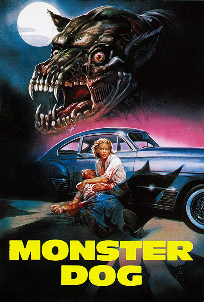 Monster Dog 1984 [BluRay] [720p] YIFY