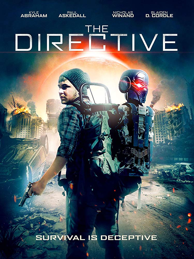 The Directive 2019 [WEBRip] [720p] YIFY