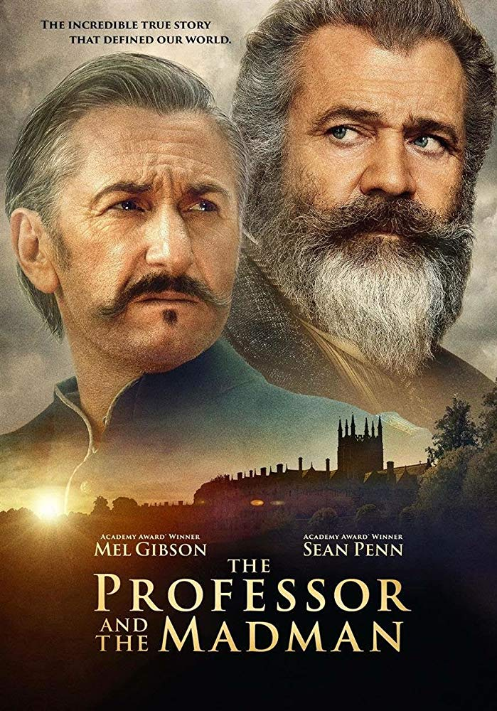 The Professor and the Madman 2019 720p HDCAM-1XBET-ws