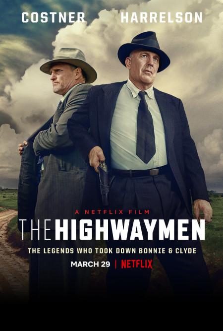 The Highwaymen (2019) PROPER 720p WEBRip X264-DEFLATErarbg