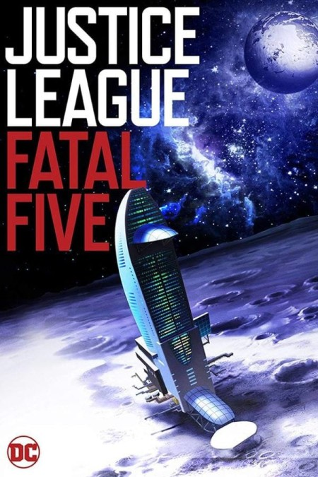 Justice League vs the Fatal Five (2019) 720p English HDRip x264 AAC by Full4movies