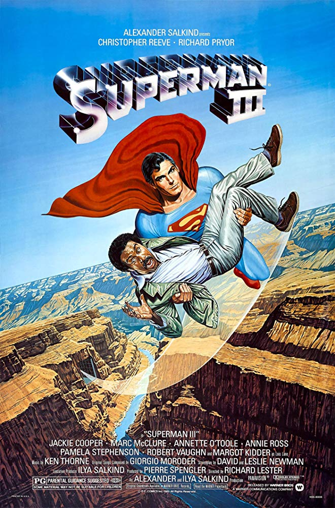 Superman III 1983 [BluRay] [720p] YIFY