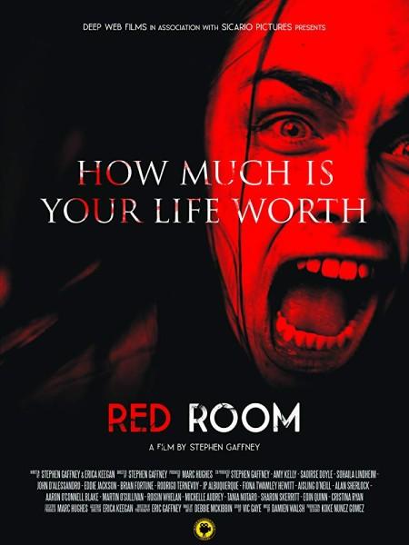 Red Room (2017) HDRip AC3 x264-CMRG