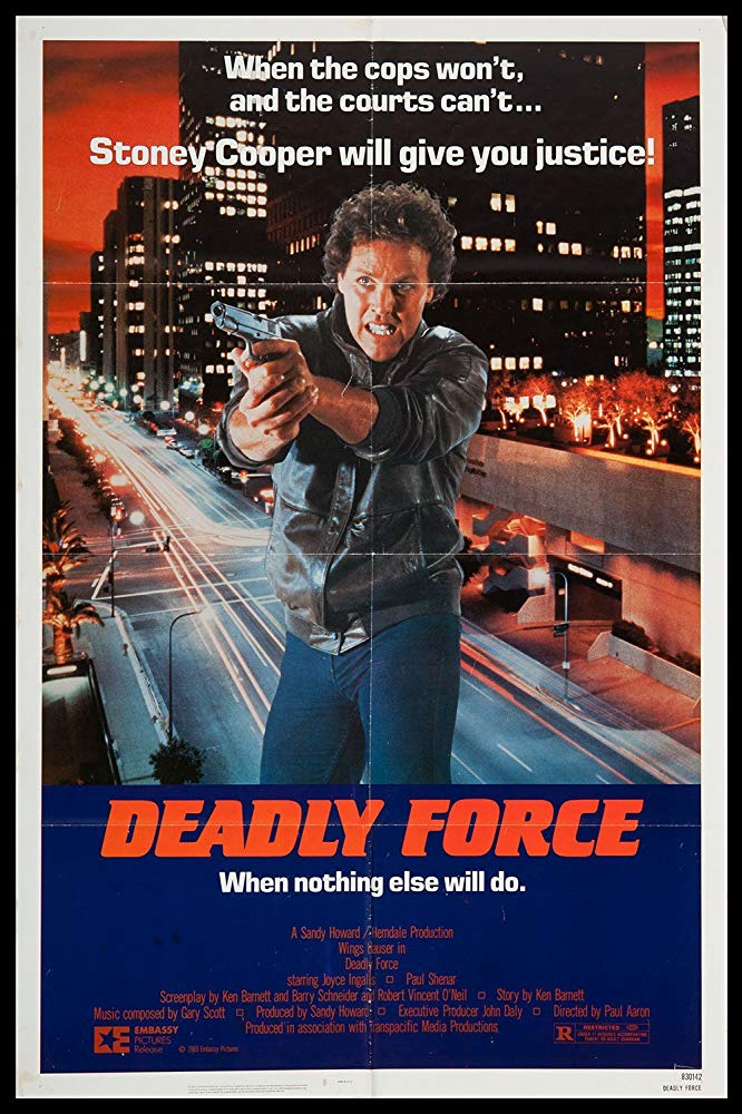 Deadly Force 1983 BRRip XviD MP3-XVID