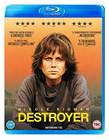 Destroyer (2018) 1080p WEBRip x264-YIFY