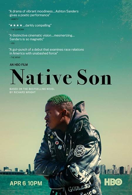 Native Son (2019) HDRip XviD AC3-EVO
