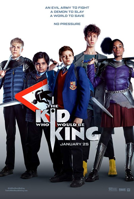 The Kid Who Would Be King 2019 1080p BluRay x264 DTS MW
