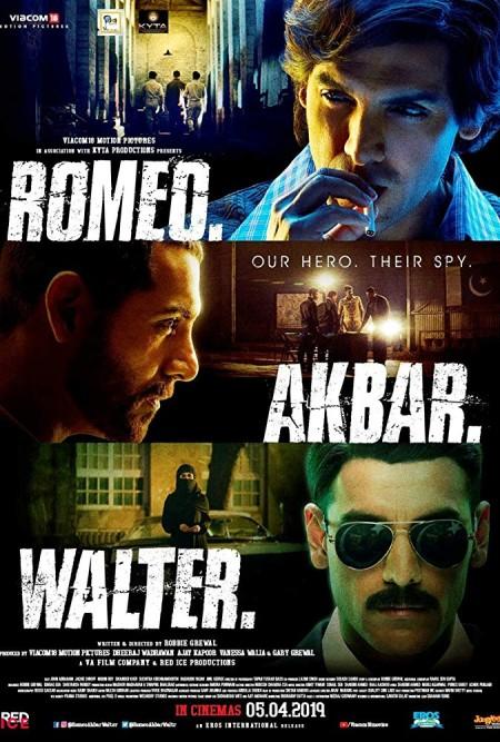 Romeo Akbar Walter (2019) Hindi 720p CB HDRip x264 AAC -UnknownStAr Telly