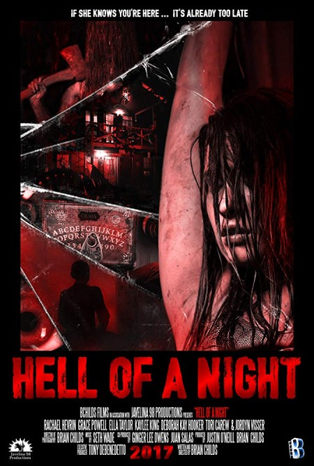 Hell Of A Night (2019) HDRip XviD AC3-EVO
