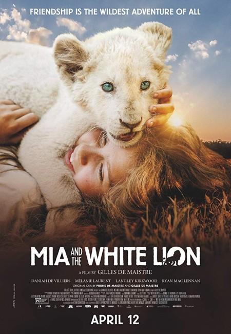 Mia and the White Lion (2019) 720p HDCAM-1XBET
