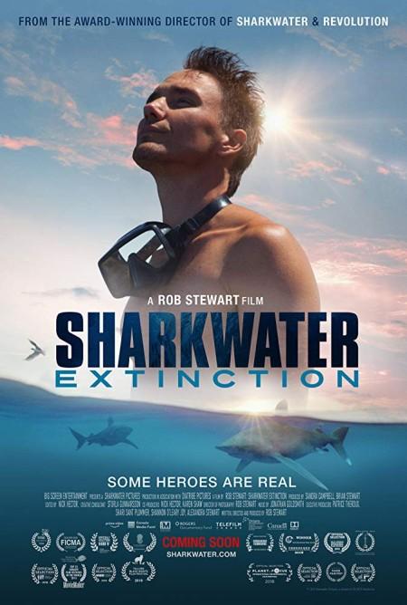 Sharkwater Extinction (2018) 1080p WEBRip 1400MB DD5.1 x264-GalaxyRG
