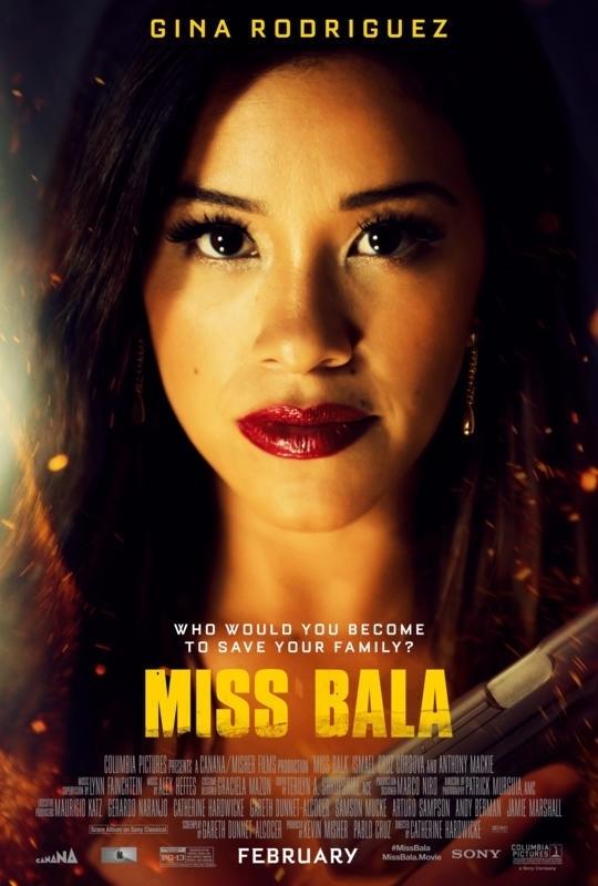 Miss Bala 2019 BRRip XviD AC3-XVID
