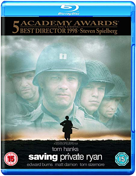 Saving Private Ryan (1998) 720p BluRay x264 ESubs Dual Audio Hindi DD5.1 Eng-DLW