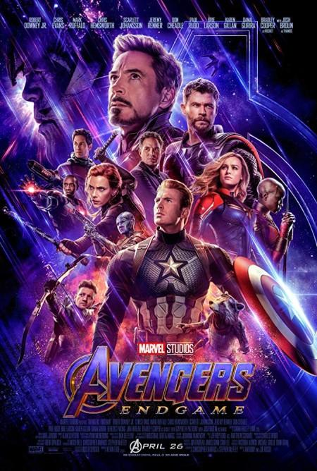 Avengers Endgame 2019 720p NEW HDCAM 999MB 1xbet x264-BONSAI