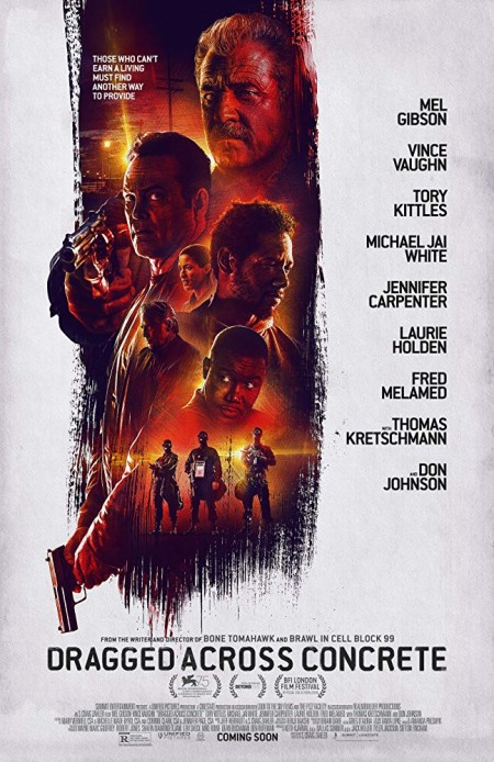 Dragged Across Concrete 2018 BRRip AC3 x264-CMRG