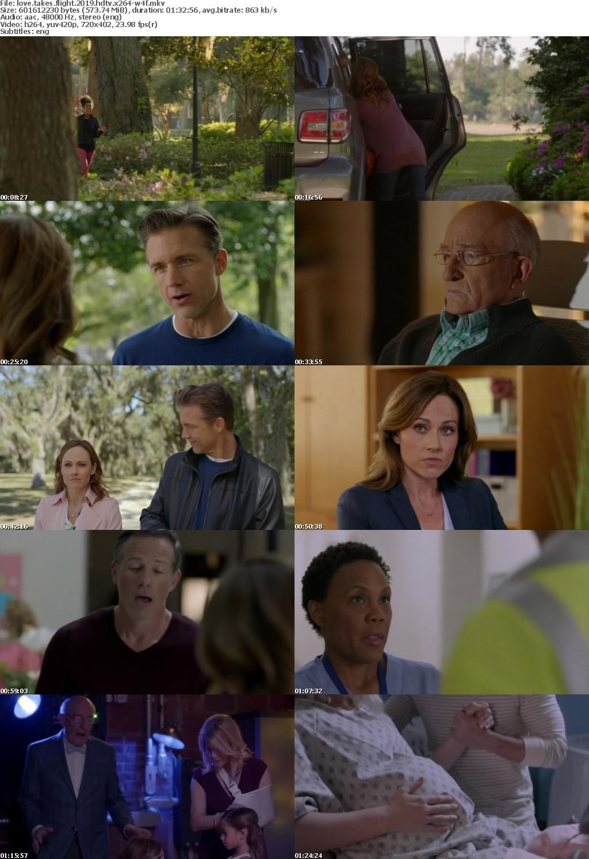 Love Takes Flight 2019 HDTV x264-W4F